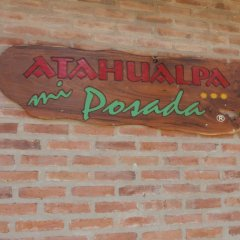 Отель Atahualpa mi Posada сауна
