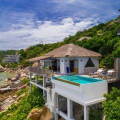 Отель Cape Shark Pool Villas 4* Вилла с различными типами кроватей фото 24