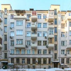 Апартаменты Four Squares Apartments on Tverskaya балкон