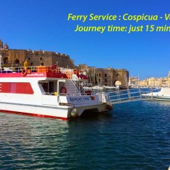 Отель Concetta Host House Мальта, Гранд-Харбор - отзывы, цены и фото номеров - забронировать отель Concetta Host House онлайн приотельная территория