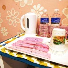 Отель Ximen Taipei DreamHouse 2* Стандартный номер с различными типами кроватей фото 8