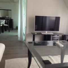 Отель Donche Apartment Болгария, Пловдив - отзывы, цены и фото номеров - забронировать отель Donche Apartment онлайн удобства в номере фото 2