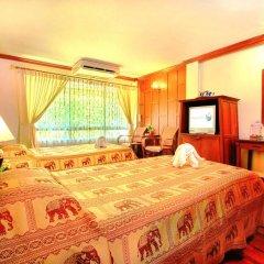 Отель Royal Ivory Sukhumvit Nana by Compass Hospitality 3* Улучшенный номер с двуспальной кроватью фото 5