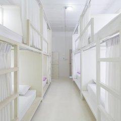 Hao Hostel Кровать в общем номере