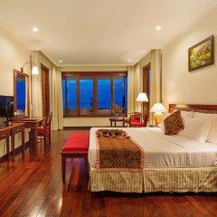 Отель Sunny Beach Resort and Spa 4* Номер Делюкс с различными типами кроватей фото 8