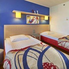 Отель Scandic Hakaniemi 3* Стандартный номер с 2 отдельными кроватями фото 7