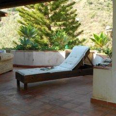 Отель Villa Palme Cefalu Чефалу бассейн