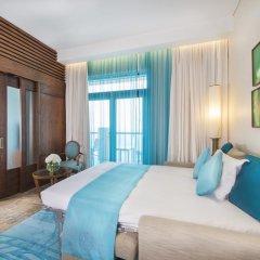 Апартаменты Sofitel The Palm, Дубай, Апартаменты комната для гостей фото 5