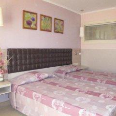 Отель Сенди Бийч Болгария, Албена - отзывы, цены и фото номеров - забронировать отель Сенди Бийч онлайн комната для гостей фото 3