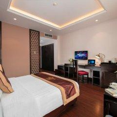 Quoc Hoa Premier Hotel 4* Представительский номер разные типы кроватей фото 2