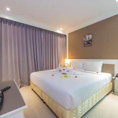 Отель Sino Maison 3* Номер Делюкс с различными типами кроватей фото 5
