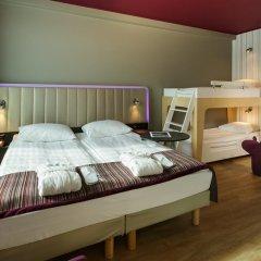 Отель Park Inn Central Tallinn 4* Люкс с различными типами кроватей
