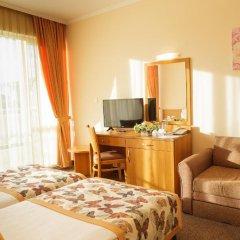 Wela Hotel - All Inclusive 4* Стандартный семейный номер с двуспальной кроватью фото 4
