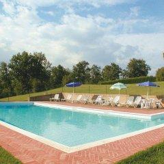 Отель Fattoria il Musarone Синалунга бассейн фото 2