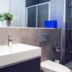 Отель Six Rooms Plaza Mayor ванная фото 2