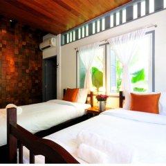 Отель Baan Noppawong 3* Номер Делюкс с 2 отдельными кроватями