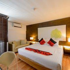 I Residence Hotel Silom 3* Люкс с различными типами кроватей