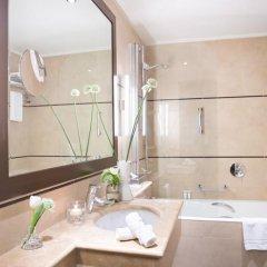 Отель Starhotels Tourist 4* Стандартный номер с различными типами кроватей фото 8