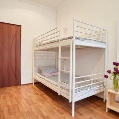 Хостел Абрикос Номер Эконом с разными типами кроватей