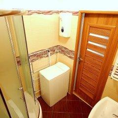 Отель Apartamenty Szlachecki i Pod Artusem Гданьск ванная