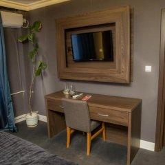 Отель Атлантик 3* Стандартный номер с двуспальной кроватью фото 12
