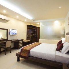 Dong Du Hotel 3* Представительский номер с различными типами кроватей фото 2