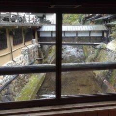 Отель Ryokan Fujimoto Минамиогуни комната для гостей