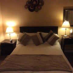 Отель Moresby Hall комната для гостей