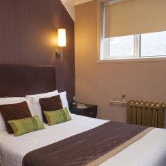 Best Western Glasgow City Hotel 3* Стандартный номер с разными типами кроватей фото 2