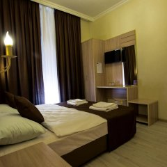 Мини-Отель City Life 2* Улучшенный номер разные типы кроватей фото 6