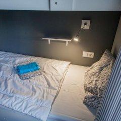 Хостел География Казань Кровать в общем номере двухъярусные кровати фото 6
