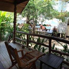 Отель Thiwson Beach Resort 3* Улучшенный номер с различными типами кроватей фото 2