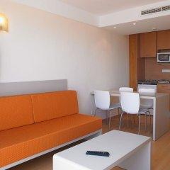 Отель Apartamentos Cala d'Or Playa Апартаменты с различными типами кроватей фото 6