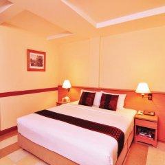 Отель Ecotel 3* Улучшенный номер