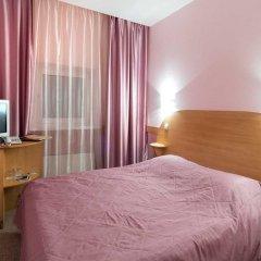 Гостиница Луна Екатеринбург комната для гостей фото 2