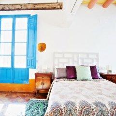 Отель Hospederia Antigua Номер Делюкс с различными типами кроватей фото 3