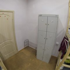 Hostel Avrora Кровать в общем номере с двухъярусной кроватью фото 13