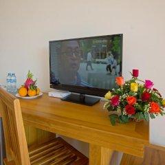 Отель Tropical Garden Homestay Villa 2* Стандартный номер с двуспальной кроватью фото 4