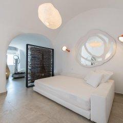 Отель Santorini Secret Suites & Spa 5* Люкс Honeymoon с различными типами кроватей фото 6