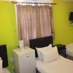 City View Hotel Roman Road Стандартный номер с различными типами кроватей
