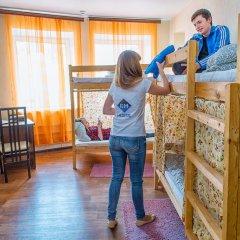 БМ Хостел Кровать в общем номере с двухъярусной кроватью фото 19