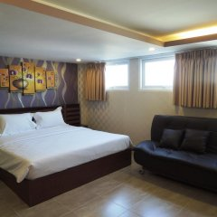 Hoang Anh Hotel 2* Номер Делюкс фото 7