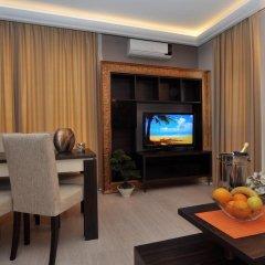 Отель Apartcomplex Harmony Suites Болгария, Солнечный берег - отзывы, цены и фото номеров - забронировать отель Apartcomplex Harmony Suites онлайн комната для гостей фото 5