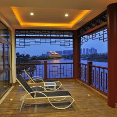 Отель Xiamen Aqua Resort 5* Номер Делюкс фото 16