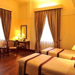 Du Parc Hotel Dalat 4* Улучшенный номер с различными типами кроватей фото 4