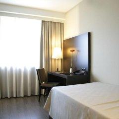 Отель NH Düsseldorf Königsallee 4* Стандартный номер с различными типами кроватей фото 13