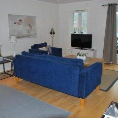 Отель Tregde Ferie комната для гостей фото 4