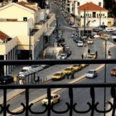 Ariston Hotel Афины балкон