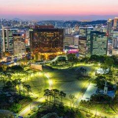 Отель Millennium Hilton Seoul фото 3