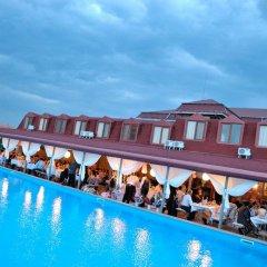 Отель Complex Racic бассейн